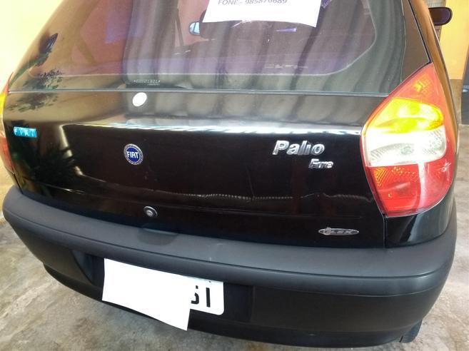 FIAT PALIO 1.0 MPI ELX 8V GASOLINA 2P MANUAL 2005/2006