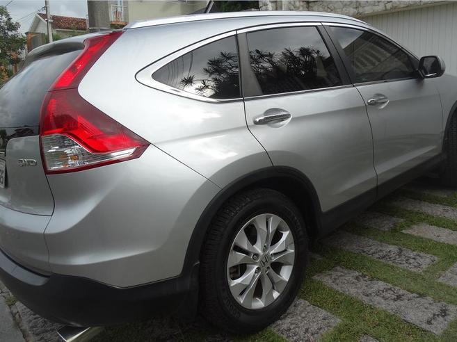 HONDA CRV 2.0 EXL 4X4 16V GASOLINA 4P AUTOMÁTICO 2012/2012