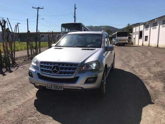 MERCEDES BENZ ML 350 3.0 CDI 4X4 V6 DIESEL 4P AUTOMÁTICO