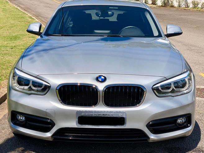 BMW 120i 2.0 16V SPORT GP ACTIVEFLEX 4P AUTOMÁTICO 2015/2016
