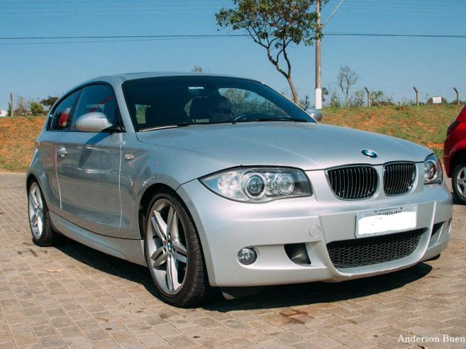 BMW 130i 3.0 SPORT HATCH 24V GASOLINA 2P AUTOMÁTICO 2007/2008