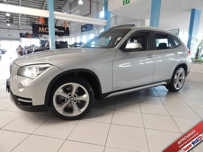 BMW X1 2.0 20I 4X2 16V FLEX 4P AUTOMÁTICO 2013/2014