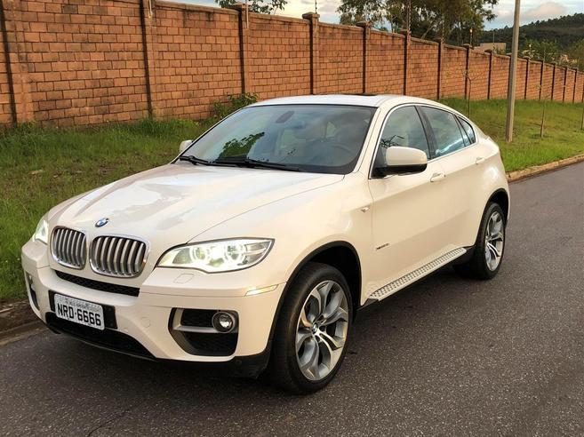 BMW X6 3.0 35I 4X4 COUPÉ 6 CILINDROS 24V GASOLINA 4P AUTOMÁTICO 2013/2014