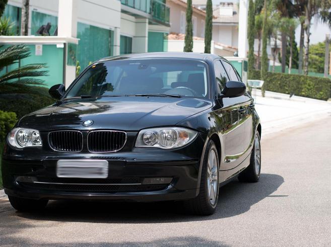 BMW 118i 1.8 UE71 16V GASOLINA 4P AUTOMÁTICO 2011/2012