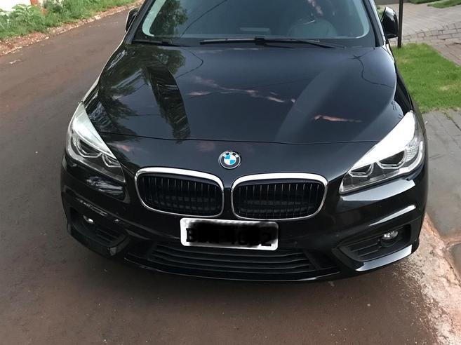 BMW 220i 2.0 CAT GP 16V TURBO ACTIVEFLEX 4P AUTOMÁTICO 2016/2016