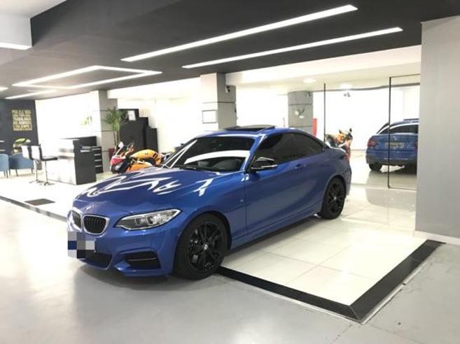 BMW M235i 3.0 I6 24V TURBO GASOLINA 2P AUTOMÁTICO 2015/2016