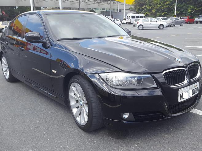 BMW 320i 2.0 JOY 16V GASOLINA 4P AUTOMÁTICO 2010/2011