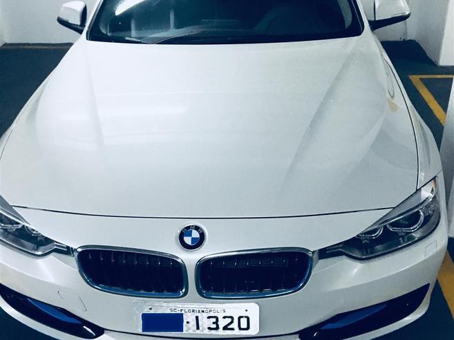 BMW 320i 2.0 SPORT GP 16V TURBO ACTIVE FLEX 4P AUTOMÁTICO 2015/2015