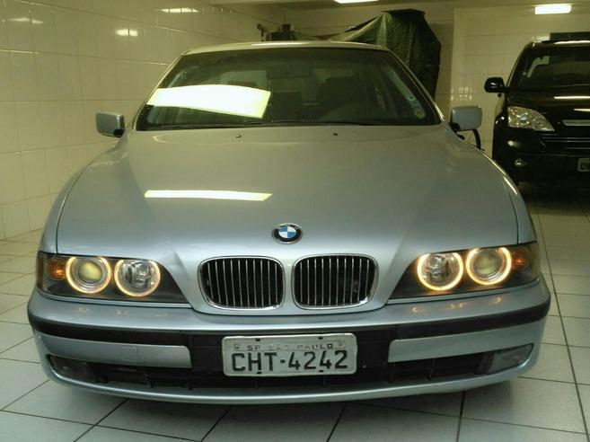 BMW 540i 4.4 SEDAN V8 32V GASOLINA 4P AUTOMÁTICO 1996/1996