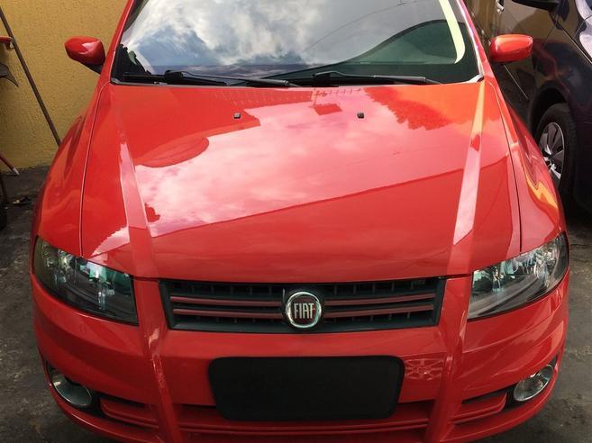 FIAT STILO 1.8 MPI SCHUMACHER 16V GASOLINA 4P MANUAL 2005/2005