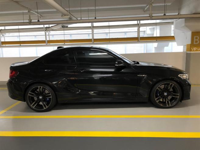 BMW M2 3.0 24V I6 GASOLINA COUPÉ M DCT 2017/2017