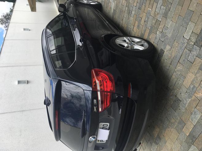 BMW X3 3.0 35I M SPORT 4X4 24V GASOLINA 4P AUTOMÁTICO 2014/2014