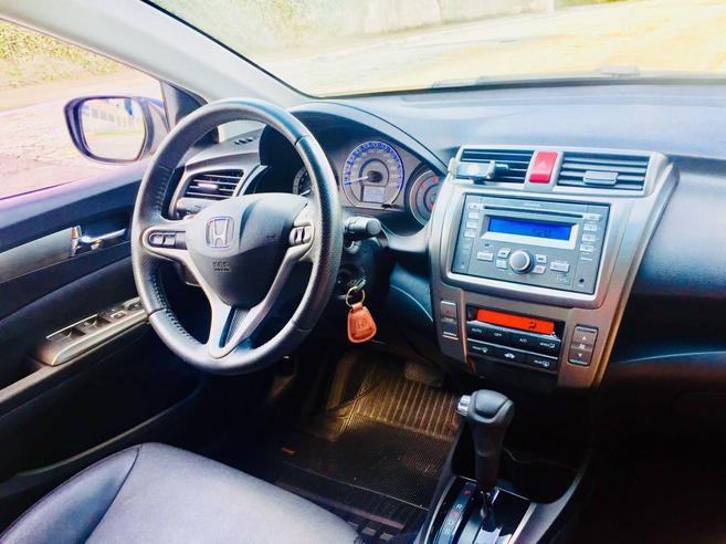 HONDA CITY 1.5 EX 16V FLEX 4P AUTOMÁTICO 2014/2014