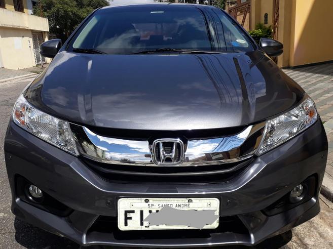 HONDA CITY 1.5 EXL 16V FLEX 4P AUTOMÁTICO 2014/2015