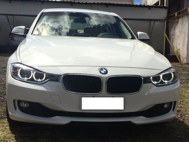 BMW 320i 2.0 16V TURBO GASOLINA 4P AUTOMÁTICO 2012/2013