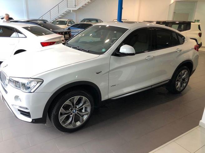 BMW X4 2.0 28I X LINE 4X4 16V TURBO GASOLINA 4P AUTOMÁTICO 2015/2015