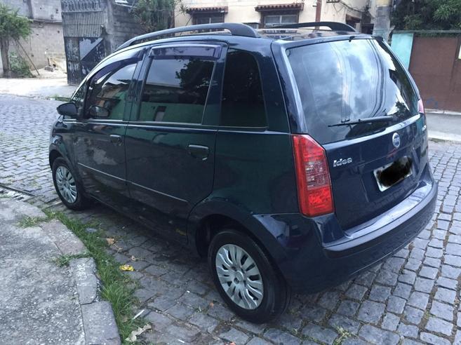 FIAT IDEA 1.4 MPI ELX 8V FLEX 4P MANUAL 2005/2006