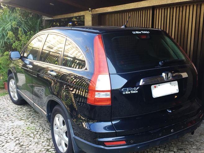 HONDA CRV 2.0 EXL 4X4 16V GASOLINA 4P AUTOMÁTICO 2010/2010