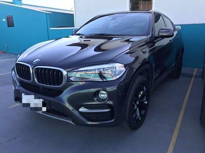 BMW X6 3.0 35I 4X4 COUPÉ 6 CILINDROS 24V GASOLINA 4P AUTOMÁTICO 2016/2016