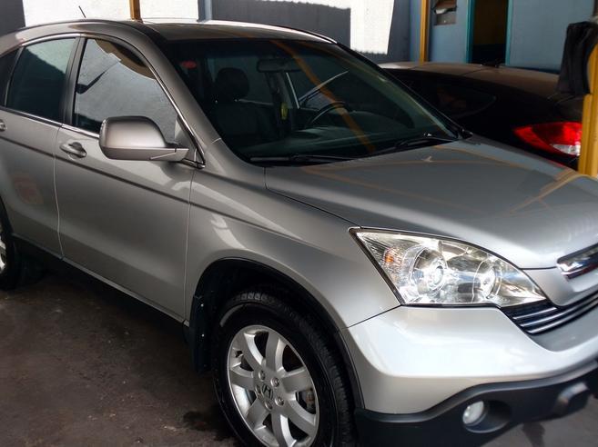 HONDA CRV 2.0 EXL 4X4 16V GASOLINA 4P AUTOMÁTICO 2009/2009