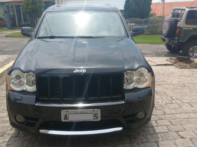 JEEP GRAND CHEROKEE 6.1 SRT8 4X4 V8 16V GASOLINA 4P AUTOMÁTICO 2007/2008