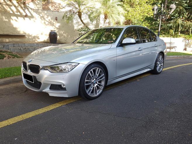 BMW 335i 3.0 M SPORT 24V GASOLINA 4P AUTOMÁTICO 2014/2015