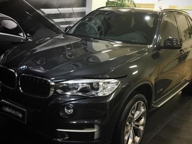 BMW X5 3.0 FULL 4X4 35I 6 CILINDROS 24V GASOLINA 4P AUTOMÁTICO 2015/2016