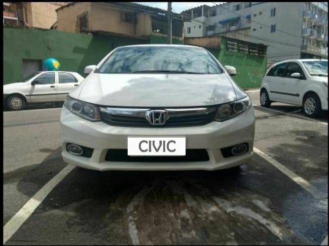 HONDA CIVIC 1.8 LXS 16V FLEX 4P MANUAL 2013/2014
