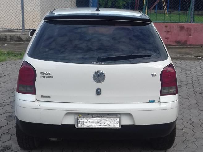 VOLKSWAGEN GOL 1.6 MI POWER 8V FLEX 4P MANUAL G.IV 2007/2008
