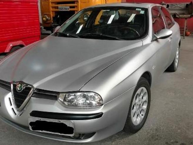 ALFA ROMEO 156 2.0 TS 16V GASOLINA 4P MANUAL 2000/2000