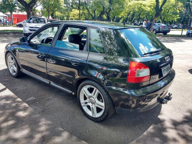 AUDI A3 1.6 8V GASOLINA 4P MANUAL 2000/2000