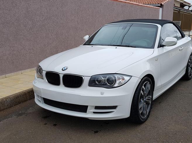 BMW 120i 2.0 CABRIOLET 16V GASOLINA 2P AUTOMÁTICO 2010/2010