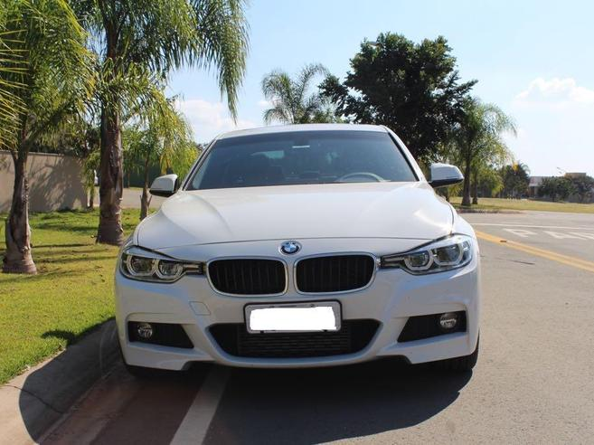 BMW 320i 2.0 M SPORT GP 16V TURBO ACTIVE FLEX 4P AUTOMÁTICO 2016/2016