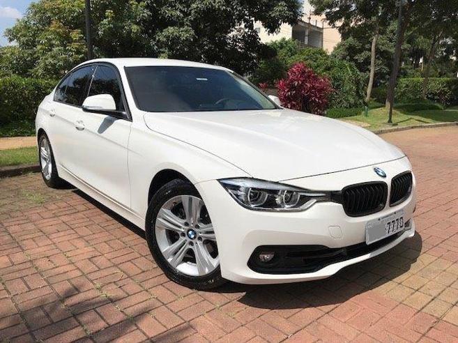 BMW 320i 2.0 SPORT 16V TURBO ACTIVE FLEX 4P AUTOMÁTICO 2017/2017
