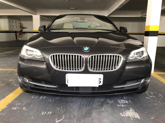 BMW 550i 4.4 SEDAN V8 32V GASOLINA 4P AUTOMÁTICO 2010/2011