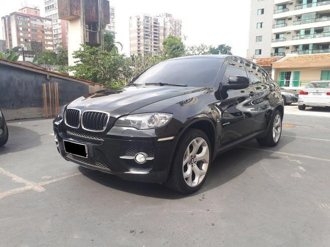 BMW X6 3.0 35I 4X4 COUPÉ 6 CILINDROS 24V GASOLINA 4P AUTOMÁTICO 2011/2012