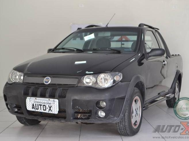 FIAT STRADA 1.8 MPI ADVENTURE CE 8V FLEX 2P MANUAL 2008/2008