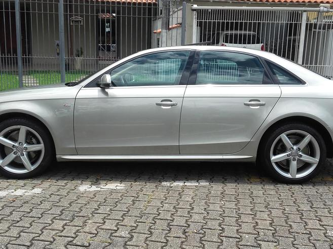 AUDI A4 1.8 TFSI ATTRACTION GASOLINA 4P MULTITRONIC 2015/2016