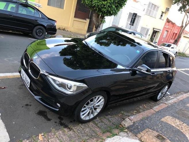 BMW 118i 1.6 GP 16V TURBO GASOLINA 4P AUTOMÁTICO 2014/2015