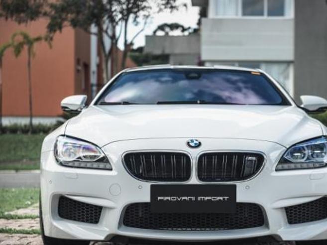 BMW M6 4.4 COUPÉ V8 32V GASOLINA 2P AUTOMÁTICO 2013/2014
