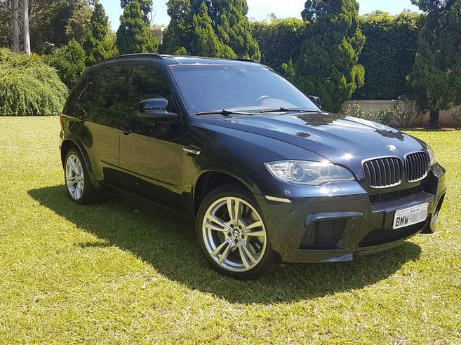 BMW X5 4.4 M V8 32V BI-TURBO GASOLINA 4P AUTOMATICO 2010/2010