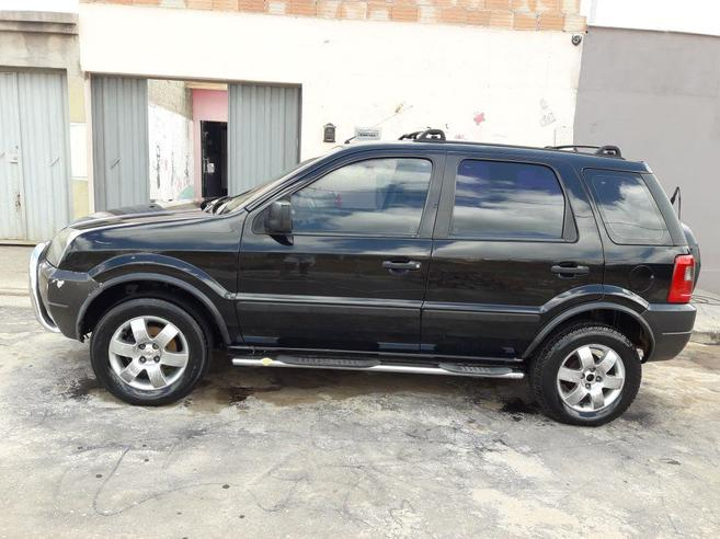 FORD ECOSPORT 1.6 XLS 8V GASOLINA 4P MANUAL 2005/2005