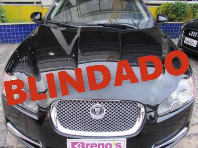 JAGUAR XF 3.0 PREMIUM LUXURY V6 24V GASOLINA 4P AUTOMÁTICO 2009/2010