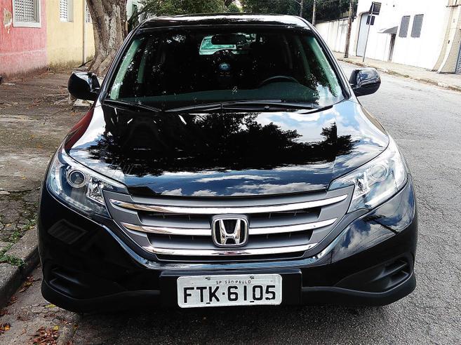 HONDA CRV 2.0 LX 4X2 16V FLEX 4P AUTOMÁTICO 2014/2014