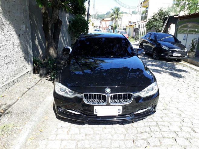 BMW 320i 2.0 GP 16V TURBO GASOLINA 4P AUTOMÁTICO 2013/2014