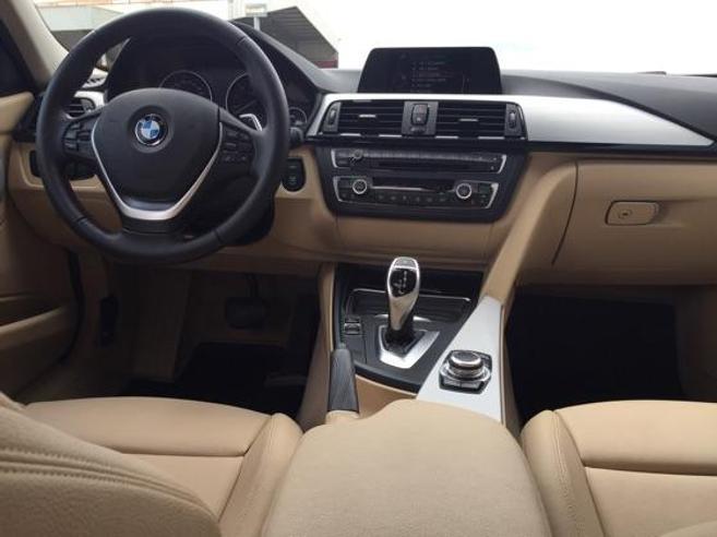 BMW 328i 2.0 SPORT GP 16V ACTIVEFLEX 4P AUTOMÁTICO 2015/2015
