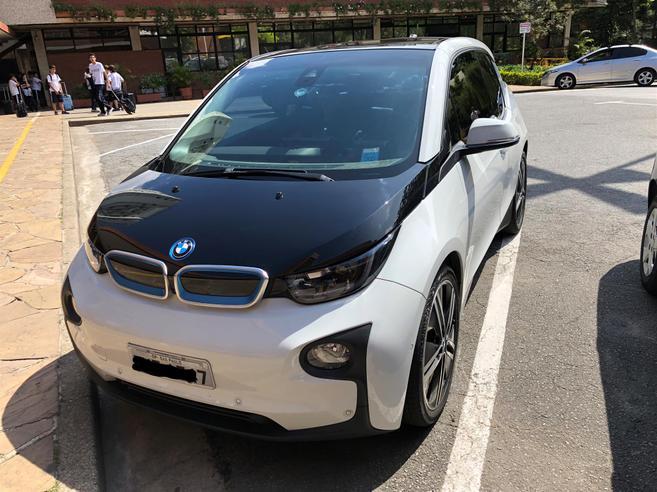 BMW i3 REX FULL 8V ELÉTRICO 4P AUTOMÁTICO 2015/2015