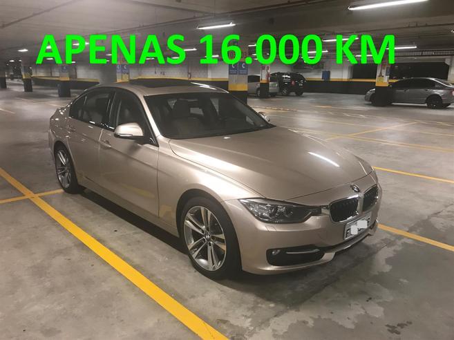 BMW 328i 2.0 SPORT GP 16V ACTIVEFLEX 4P AUTOMÁTICO 2014/2014