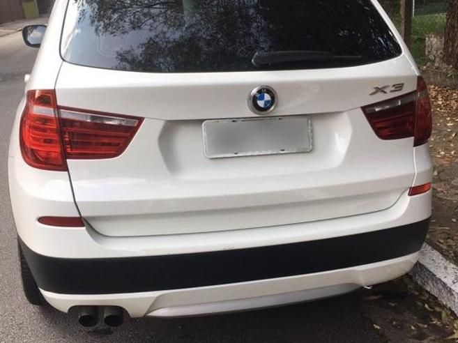 BMW X3 2.0 28I 4X4 16V GASOLINA 4P AUTOMÁTICO 2013/2013