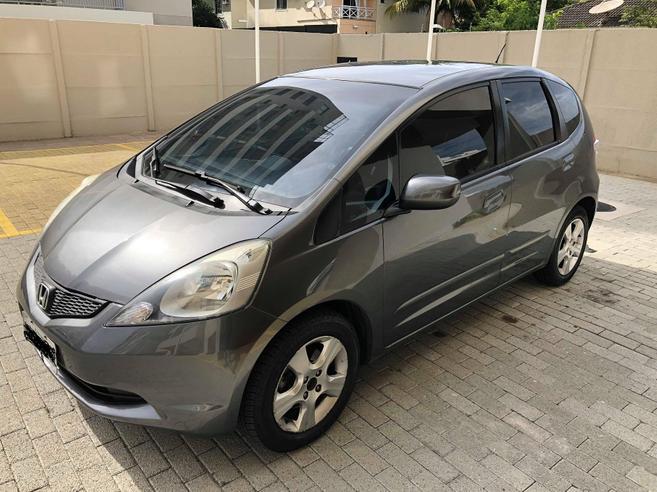 HONDA FIT 1.4 LX 16V FLEX 4P AUTOMÁTICO 2011/2011